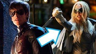 Hawk & Dove! Is Robin a Murderer? - Titans Episode 2 Review