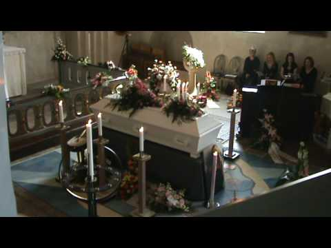 psalmer vid begravning