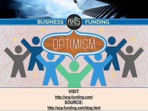 Axis Capital Group Business Funding: 3 Easy Ways to Enhance Optimism on Your Small Business Group