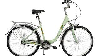 Обзор городского велосипеда Corto CB126