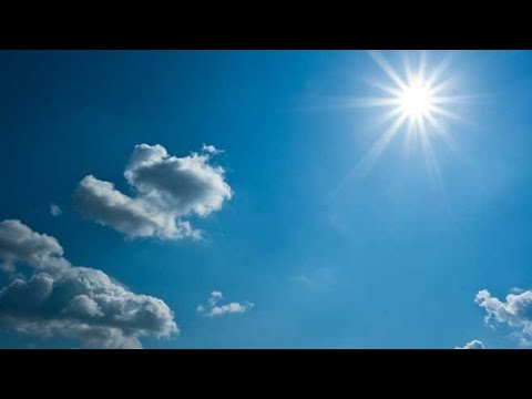 1st News at 6:00 p.m. Weather Update