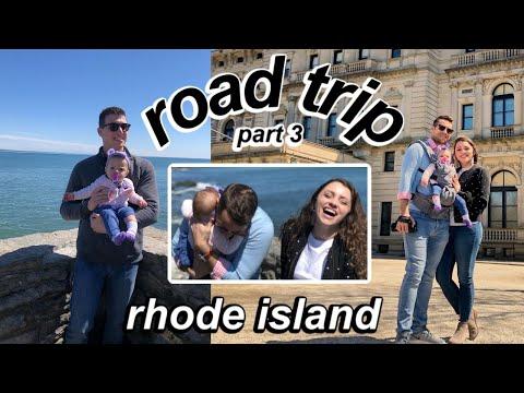We Make It To Newport, Rhode Island!