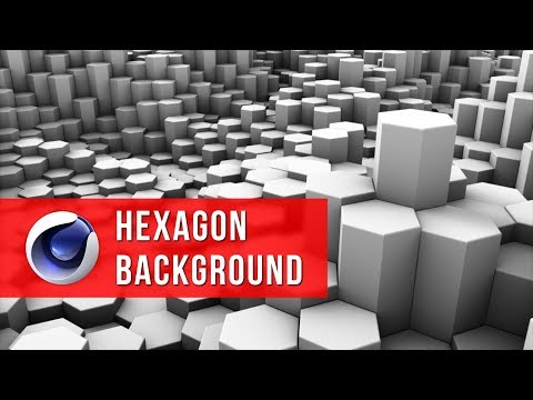 animated-looped-3d-hexagon-background-in-cinema-4d