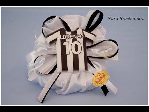 Ben noto Bomboniere Per comunione Tema Calcio   Bomboniere per Matrimonio  TO98