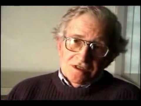 Noam Chomsky- What