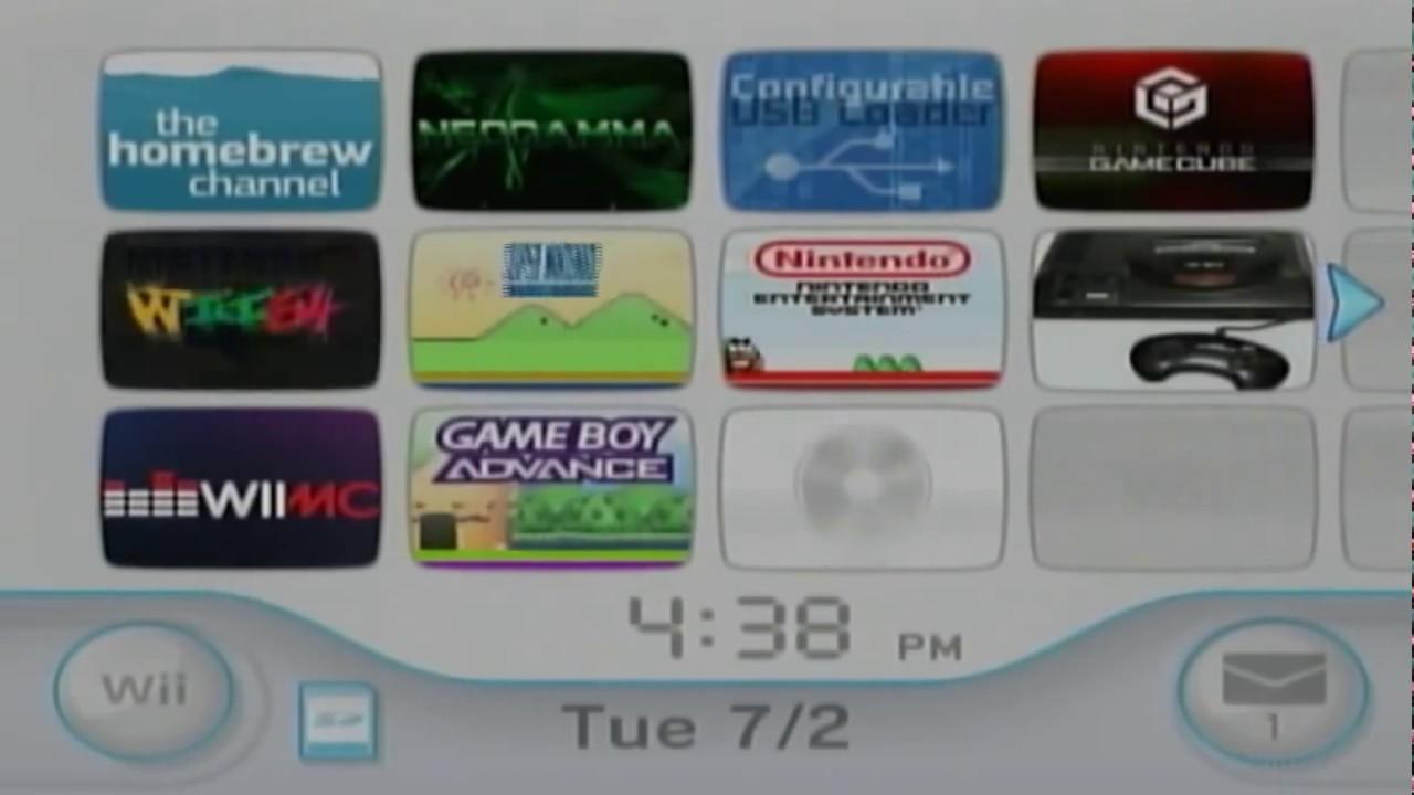Help with GameCube iso's on USB Loader GX? : WiiHacks