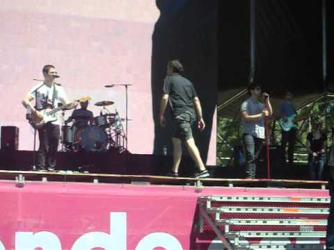 Last time around - Jonas Brothers en Códoba, Arg. 2/3/13 ''Soundcheck''