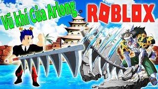 Roblox-Looking isola Arlong Park comprare destino di armi KIRIBACHI ARLONG-pesce un pezzo