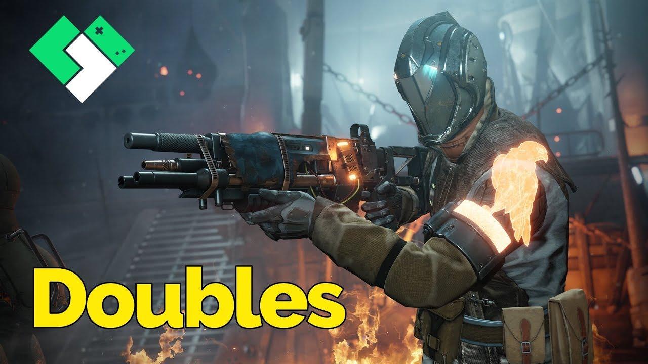 Destiny 2 Crucible Gameplay ...