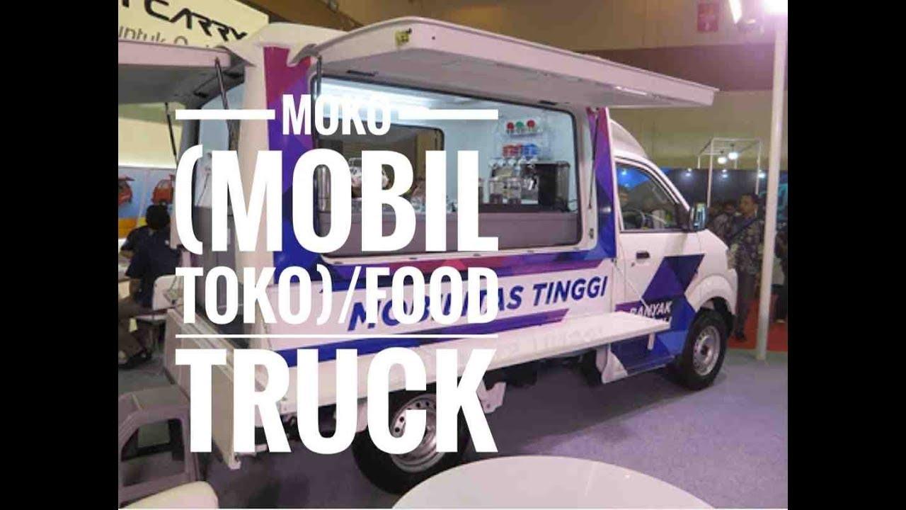Referensi Moko Mobil Toko Food Truck Otomotifmagz Com Youtube