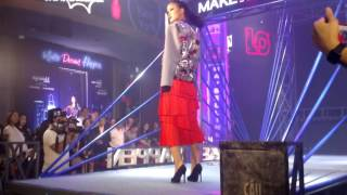 Maybelline - Make it happen Vietnam - Fashion show