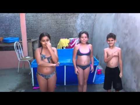 Desafio da piscina !!