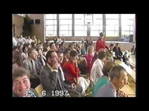 Avinurme KK lõpetamine 1997a