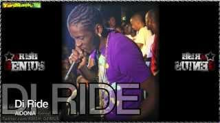 Aidonia - Di Ride (Raw) [Mattrass Riddim] June 2012