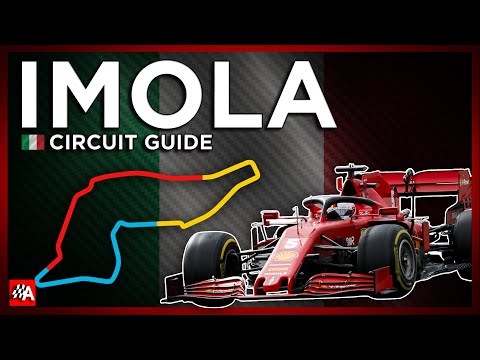 Everything You Need To Know About The Imola F1 Circuit