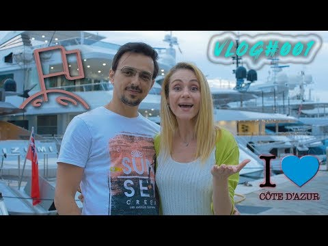 Moving to Cote d`Azur! I Love Nice 2018 (TRUE STORY)