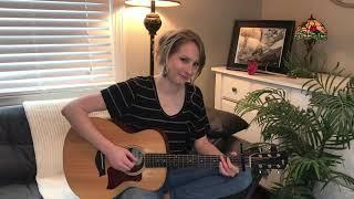 "Melanie Meriney- Taylor Swift ""Begin Again"" cover"