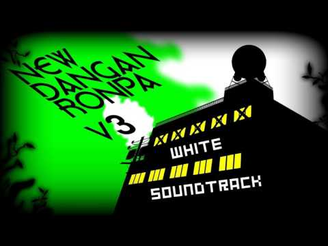 New Danganronpa V3 O.S.T. White - 12. Beautiful Lie (Full)