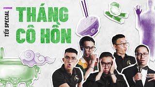 HÀI ĐỘC THOẠI SPECIAL - Tháng Cô Hồn - Theme Show Saigon Tếu