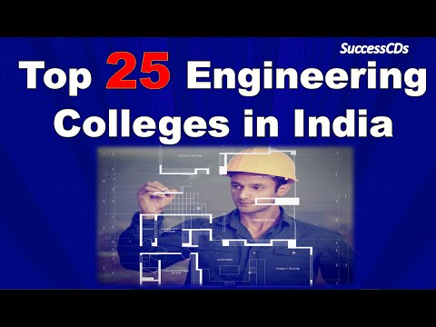 Top 25 Engineering Colleges India (Latest Updated)