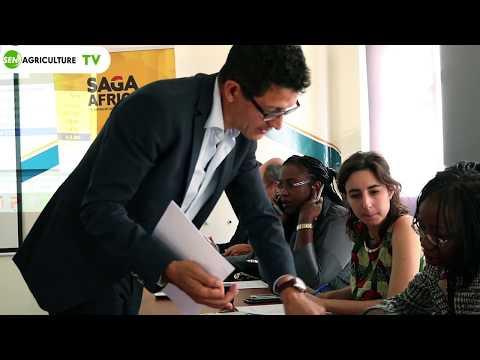 "Pitch Hub Africa à Dakar : preparation du salon des ""start-up"" africaines au Maroc."