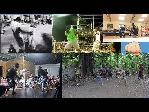 Let's Examine Caribbean Martial Arts