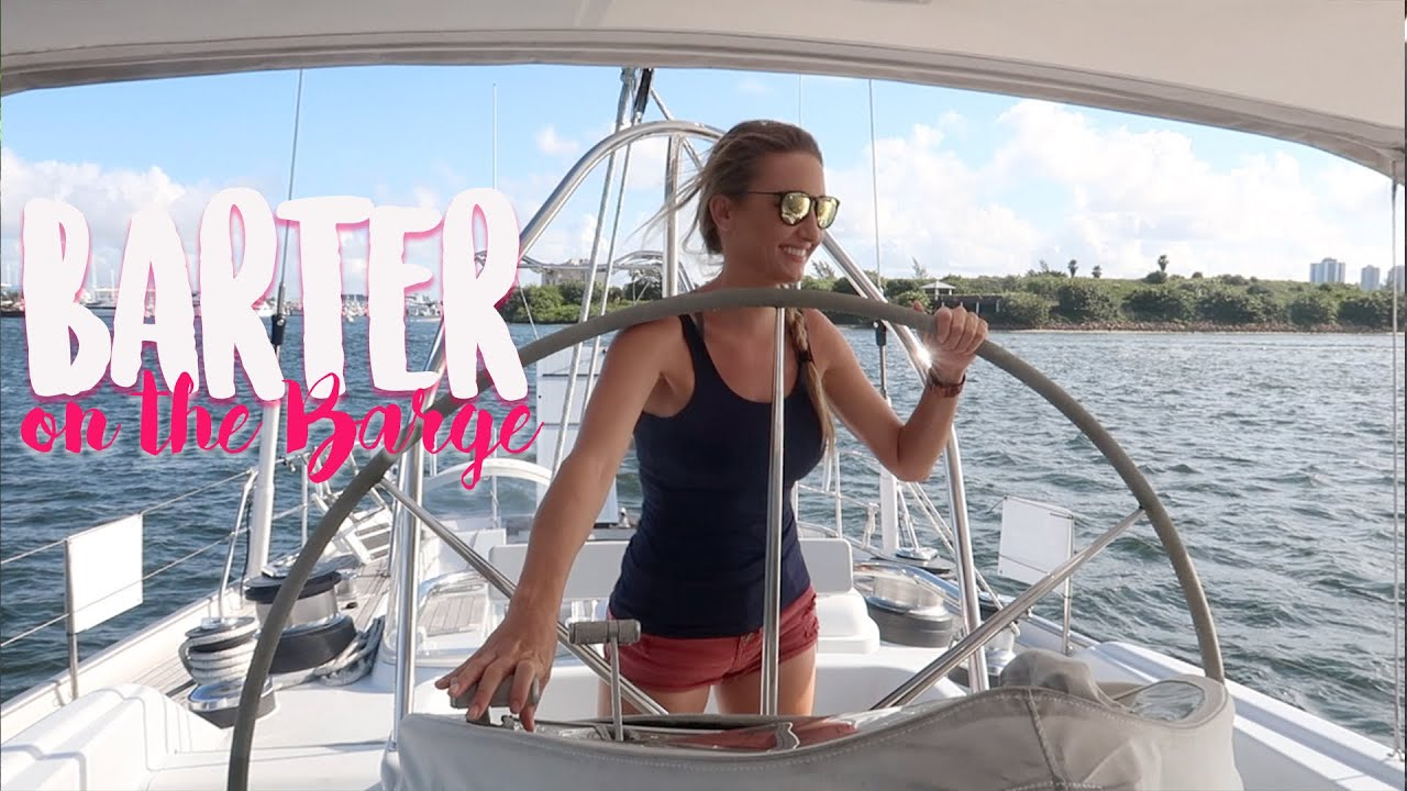 Proud Owner of a SINGLE sailboat (Sailing Miss Lone Star) S10E12