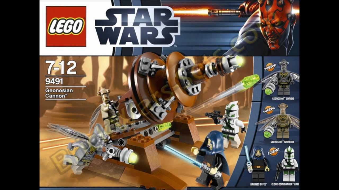 lego star wars  sets of the year 2012  youtube