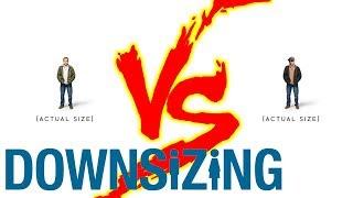 Critique ciné : DOWNSIZING (sans spoiler)