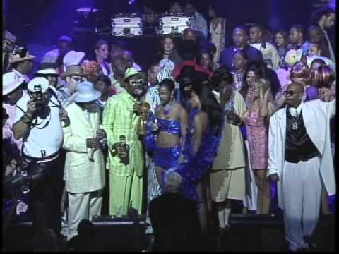 Snoop Dogg with Don Magic Juan at the Players Ball