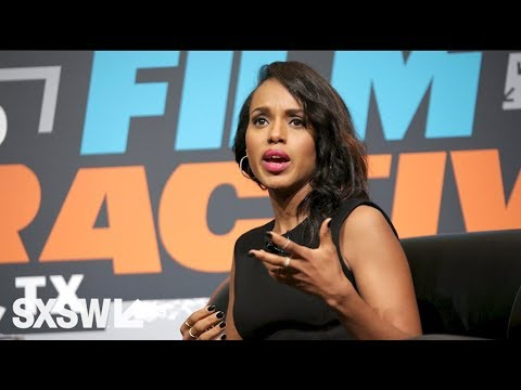 Kerry Washington and the New Rules of Social Stardom | SXSW Convergence 2016