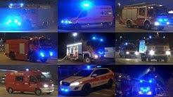 🎄 [3. Advent Special] Lagerhallenbrand Einsatz für die Berufs- und Freiwillige Feuerwehr Nordhausen