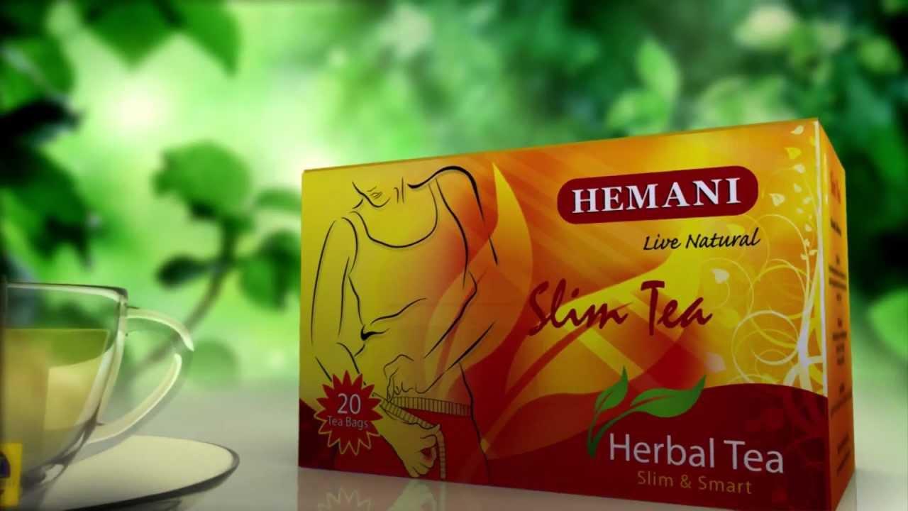 Hemani Herbal Slim Tea