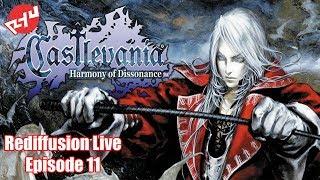 (redif live) Castlevania Harmony of Dissonance Let's play FR - épisode 11 - Combat contre la Mort