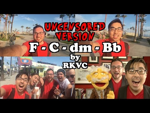 """""""F-C-dm-Bb"""" (Uncensored) by RKVC Official Selfie Video 🖕"""