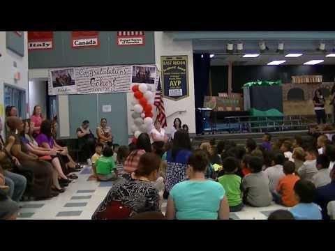 Awards Assembly at Paradise Elementary Las Vegas
