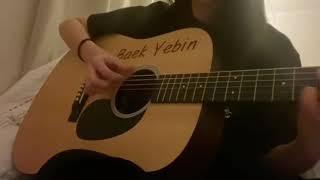 DIA [다이아] Yebin Acoustic Cover - Aloha by Jo Jung Suk (Hospi…