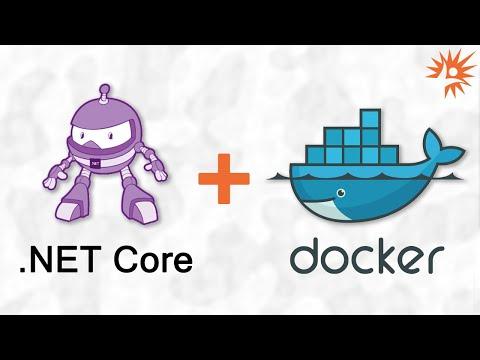 Webinar: Deployment with ASP.NET Core 5 and Docker