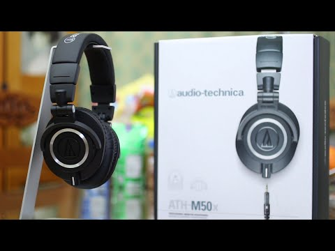 Audio-Technica ATH-M50x: An HONEST Review (2016)