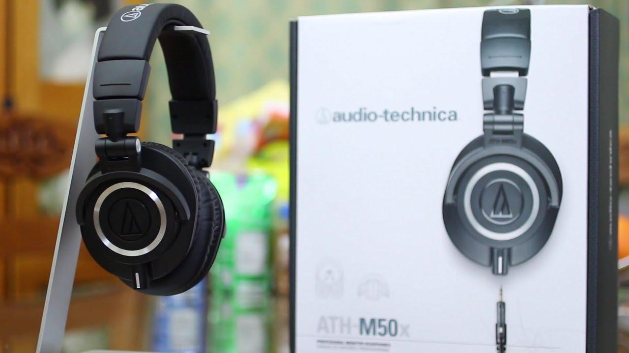 Audio-Technica ATH-M50x White