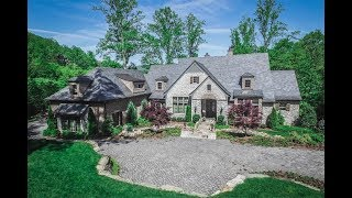 Elegant Custom-Designed Home in Arden, North Carolina