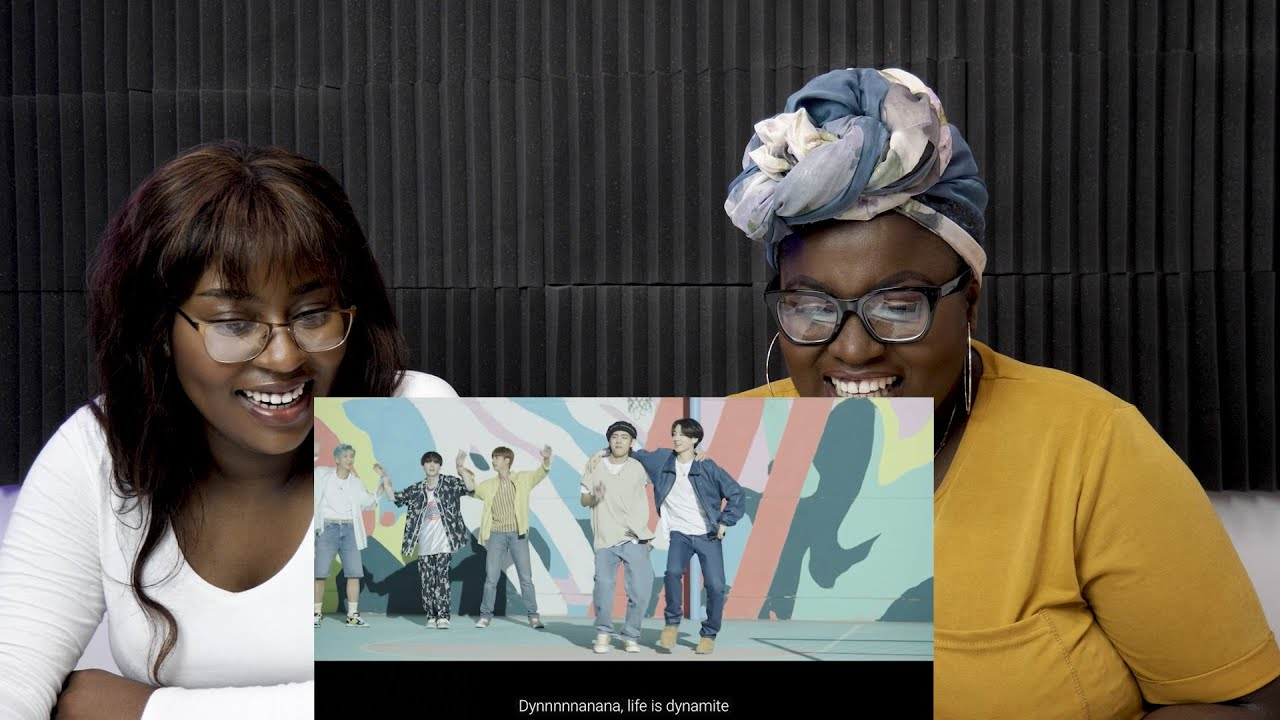 BTS KNOW ME SO WELL! 😱BTS DYNAMITE   FIRST TIME REACTION VIDEO   BTS (방탄소년단) 'Dynamite' Official MV