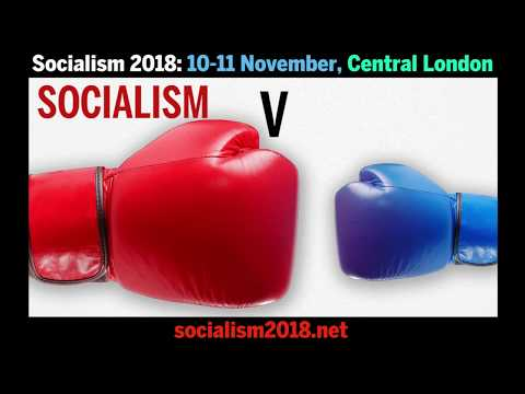 Capitalism Vs Socialism debate: Come to Socialism 2018