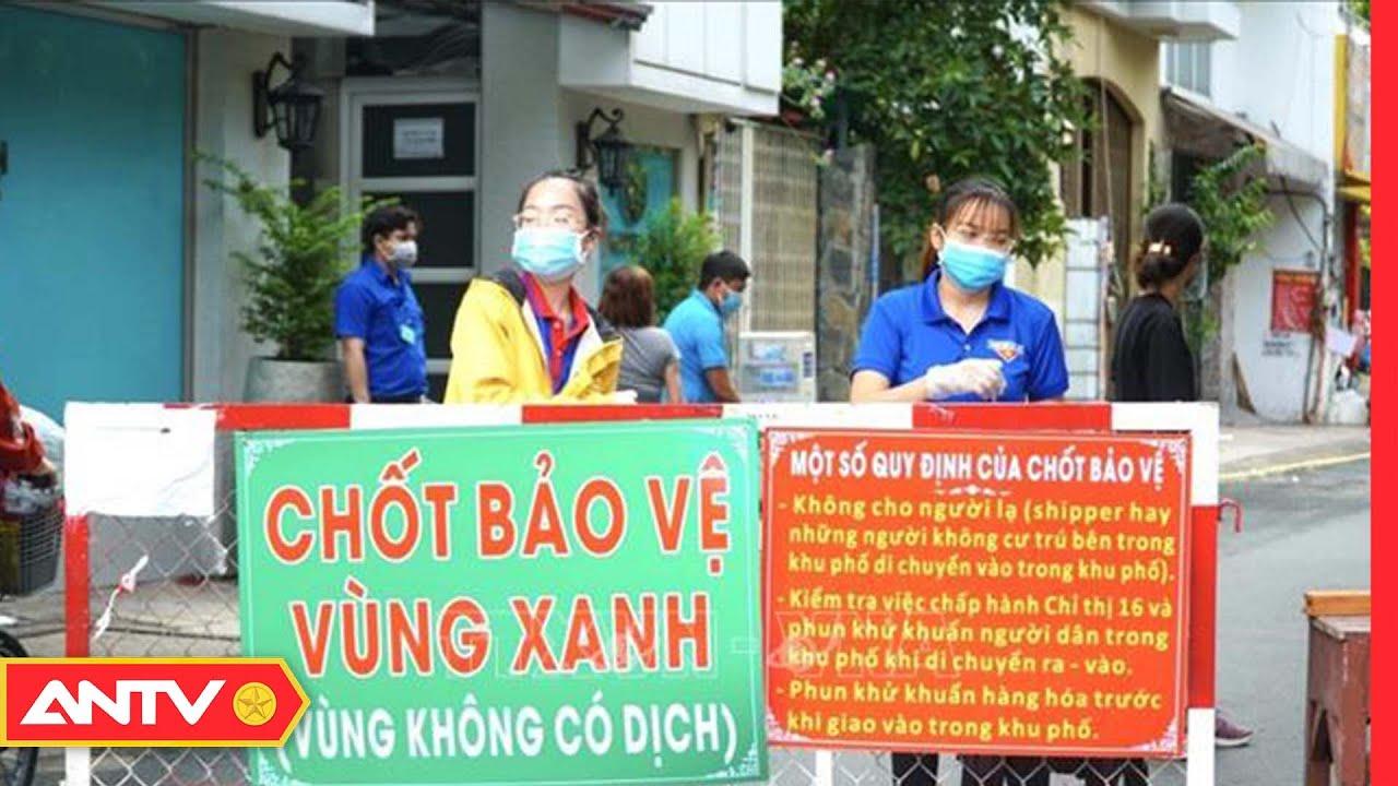 Nơi Tâm Dịch Đồng Nai Đang Dần Trở Lại Trạng Thái Bình Thường Mới | Tin Tức 24h | ANTV