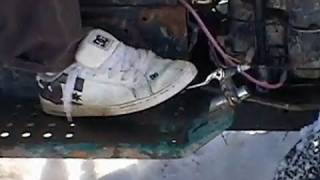 How To: Off Road/racing Mower Gas Pedal