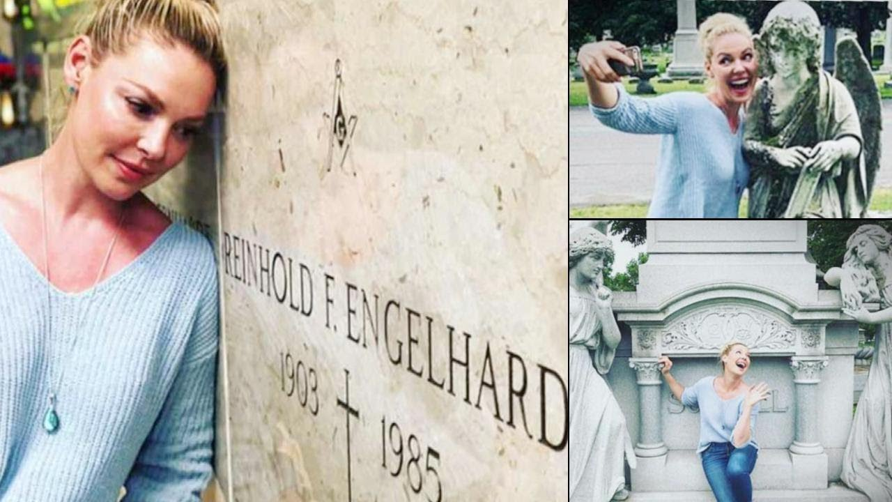 Selfie Katherine Heigl