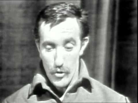 Jean Nohain reçoit Petit BoBo le  6 Janvier 1958