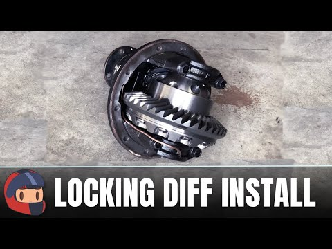 Install A Locking Rear Diff - The Mostly Correct Guide
