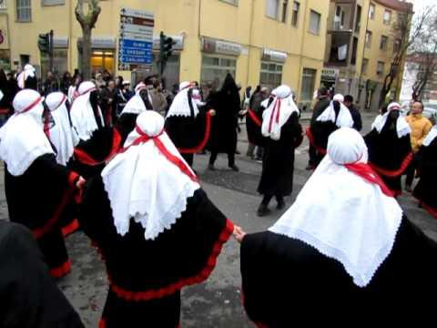 Download Carnevale Sardo Nuoro 12 marzo 2011 - Sarule Maschera a Gattu