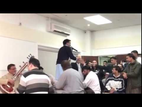 Raja Hafeez Babar & Raja Sadat - Pothwari Sher - Chiti Ayi Watana - Aylesbury - 19.03.2015